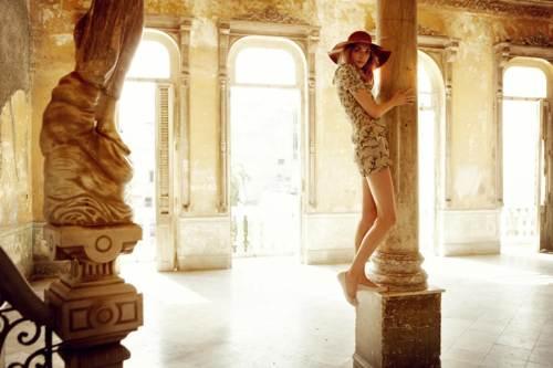 Vagabond – kolekcja wiosna/lato 2011