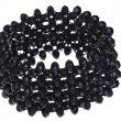 Black Beaded Bracelet Ł5.50, 7,95_