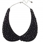 Black Beaded Collar Ł15.00, 19,95_
