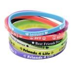 BFF Jelly Bracelets