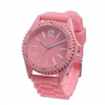 Coral Plastic Watch