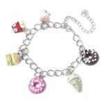 Food Charm Bracelet