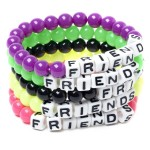 Friends Beaded Bracelets