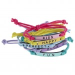 Multi Coloured Friendship Bracelet