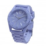 Purple Plastic Watch