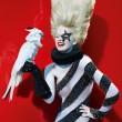 Sephora-Lady-Santa1