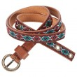 BELT-BROWN-AZTEC-5.95EUR