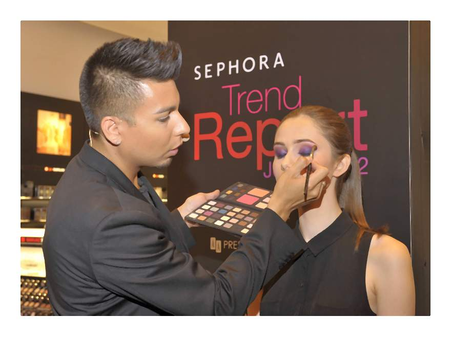"""Trend Report Jesien 2012"" z cyklu Sephora Hot Trends"