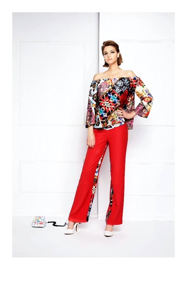 Wyraziste kolory, doskonała jakość i odważne modele ubrań