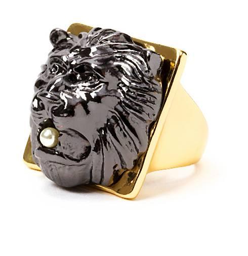 Chunky Lion Ring £6.00 7,99€ 31,90 PLN 12,90CHF-007-2014-04-17 _ 22_04_56-75