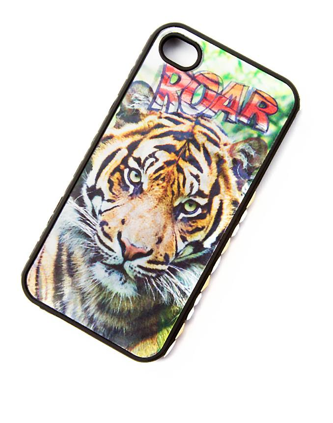 Holographic Roar Tiger Phone Cover £12.00 14,99€ 59,90PLN26,90 CHF-006-2014-04-17 _ 22_04_58-75