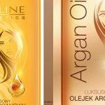 Olejek Arganowy 3w1 od Eveline Cosmetics do ciała, twarzy i włosów