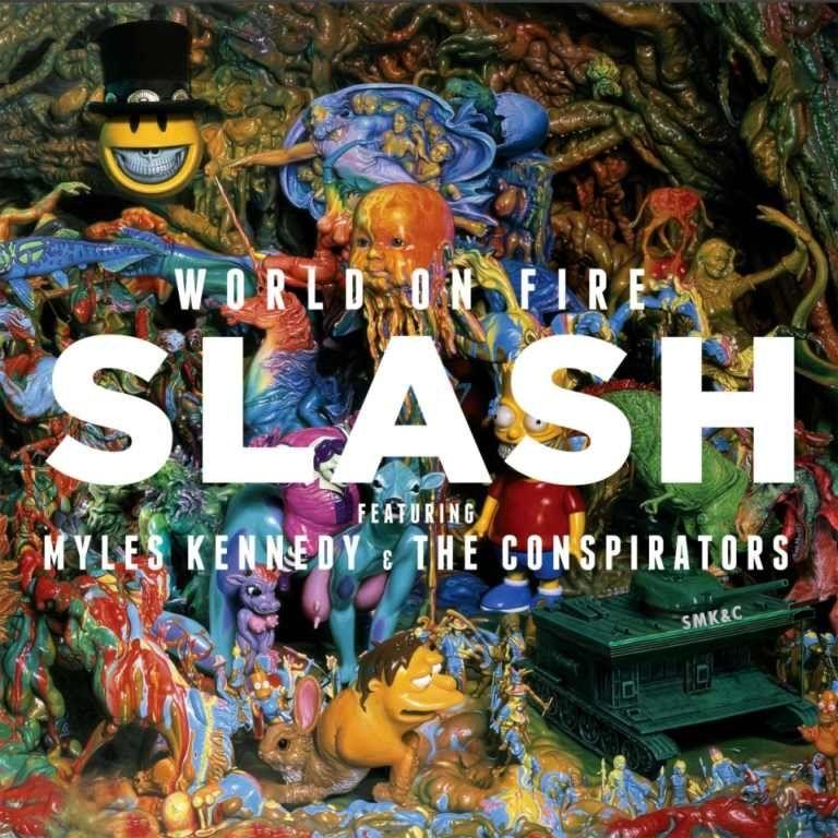 World On Fire, 58,99z_, empik.com