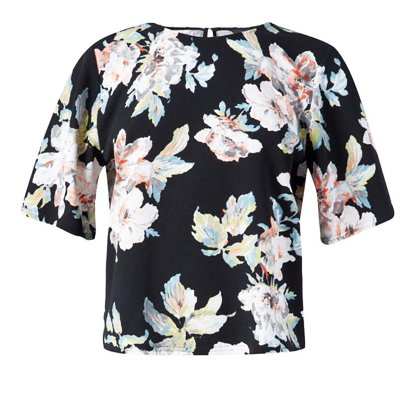 Black Floral Half Sleeve Top _12.99 318673409-006-2014-11-26 _ 09_44_26-80