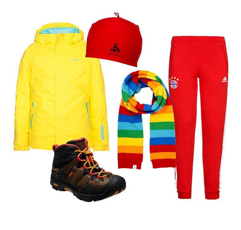 Buty trekkingowe na zimę czyli grudniowe miejskie ulice