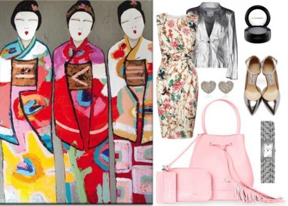 JAPAN MEETS EUROPE – zapowiedź nowej kolekcji Joanny Kruczek Moda, LIFESTYLE - Kiedy Japonia spotyka Europę może powstać jedynie coś niezwykle oryginalnego. Taka jest właśnie nowa linia torebek Joanny Kruczek inspirowana japońską gejszą. Specjalnie dla Was odkrywamy jej tajemnice…