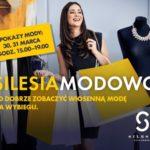 Wiosenna moda na wybiegu w Silesia City Center