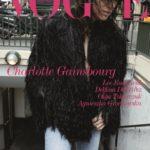 Charlotte Gainsbourg w obiektywie Juergena Tellera na okładce Vogue Polska