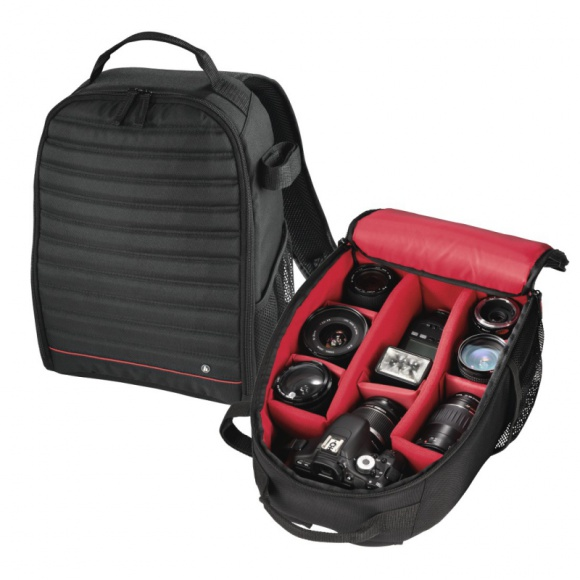 Cały sprzęt fotograficzny w jednym plecaku - HAMA Samara Moda, LIFESTYLE - Ten plecak o pojemności 8 l pomieści wszystkie niezbędne akcesoria foto.